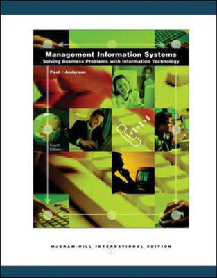 Management Information Systems by Gerald V. Post