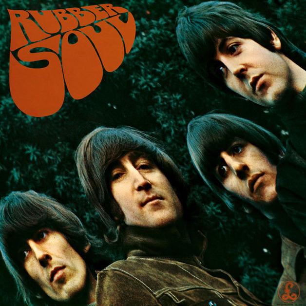 Rubber Soul (LP) by The Beatles