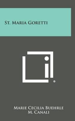 St. Maria Goretti by Marie Cecilia Buehrle