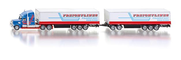 Siku: Freightliner Road Train