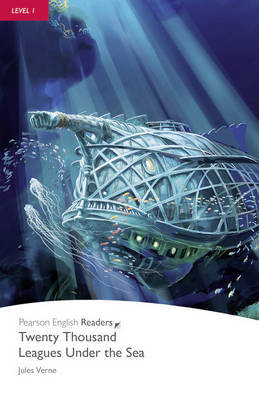 Level 1: 20,000 Leagues Under the Sea by Jules Verne