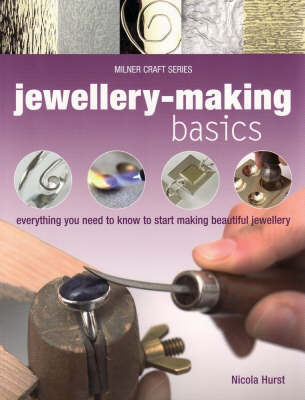 Jewellery Making Basics by Nicola Hurst image