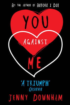 You Against Me by Jenny Downham image