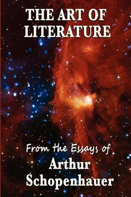 The Art of Literature by Arthur Schopenhauer image