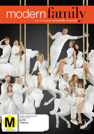 Modern Family - The Complete Seventh Season DVD
