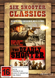 The Deadly Shooter (Six Shooter Classics) DVD