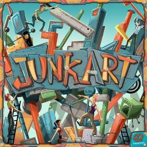 Junk Art - Board Game image
