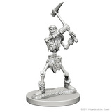 D&D Nolzurs Marvelous: Unpainted Minis - Skeletons