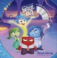 Inside Out Read-Along Storybook and CD image