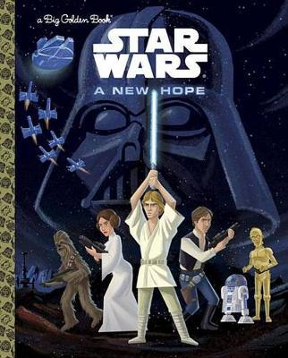 A New Hope (Star Wars) by Geof Smith image