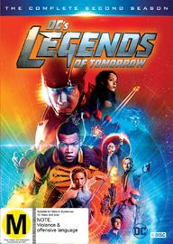 DC'S Legends of Tomorrow - Season 2 on DVD image