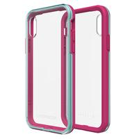 LifeProof Slam Case for iPhone X - Blue Magenta