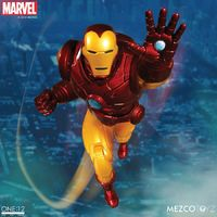 Marvel: Iron Man - One:12 Collective Action Figure