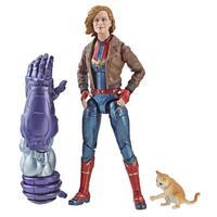 """Marvel Legends: Captain Marvel (Bomber Jacket) - 6"""" Action Figure"""