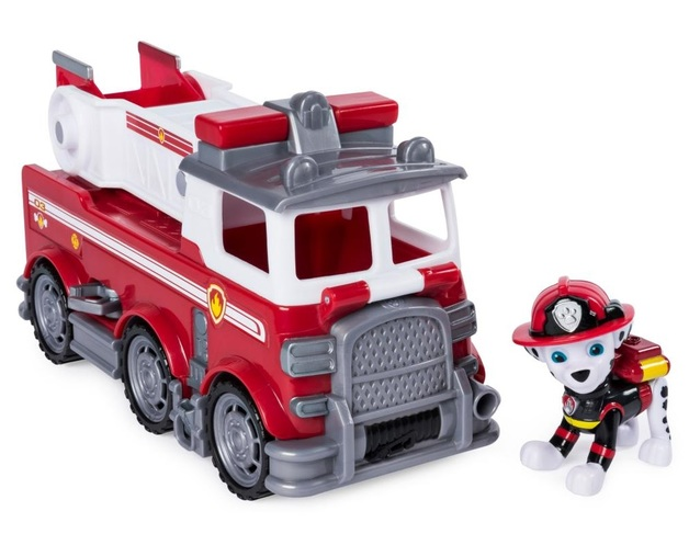 Paw Patrol: Ultimate Rescue Vehicle - Marshall's Rescue Fire Truck