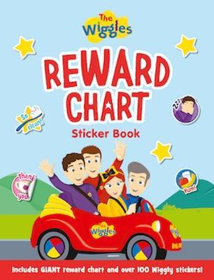 The Wiggles: Reward Chart Sticker Book by The Wiggles
