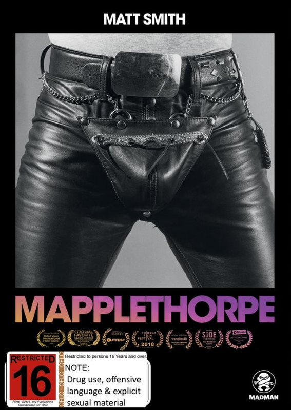 Mapplethorpe on DVD