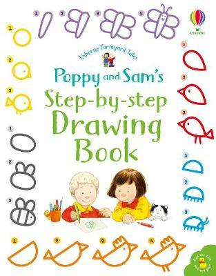 Poppy and Sam's Step-by-Step Drawing Book by Sam Taplin