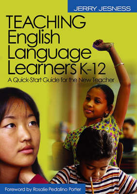 Teaching English Language Learners K-12 by Jerry Jesness image