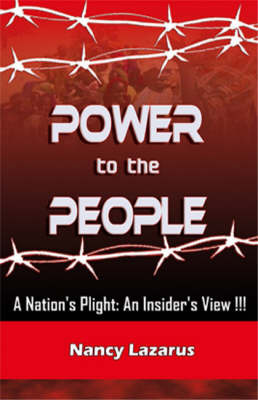 Power to the People by Nancy Lazarus image