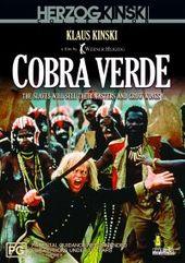 Cobra Verde on DVD