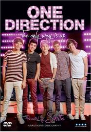 One Direction - The Only Way is Up on DVD