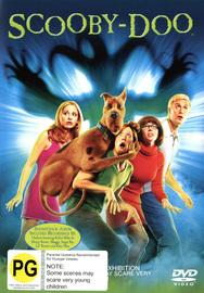 Scooby Doo! The Movie on DVD