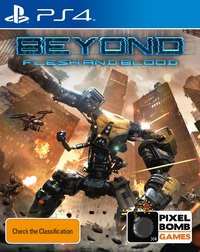 Beyond Flesh and Blood for PS4