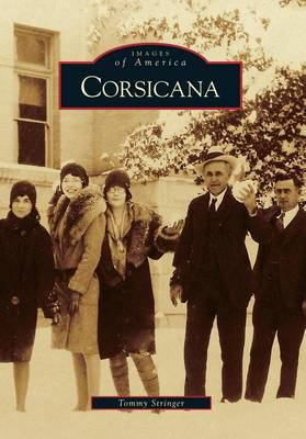 Corsicana by Tommy Stringer