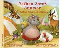Nathan Saves Summer/Nathan Rescata El Verano by Gerry Renert image