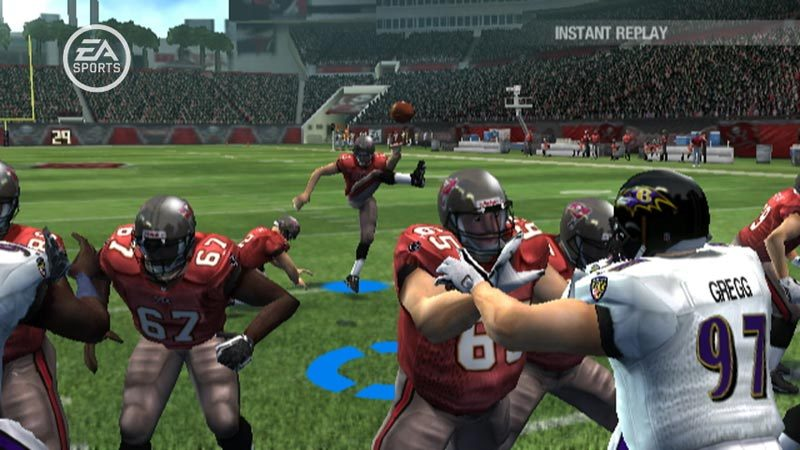 Madden NFL 08 for Nintendo Wii image