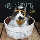 Cats in Sweaters Mini 2018 by Editors of Rock Point