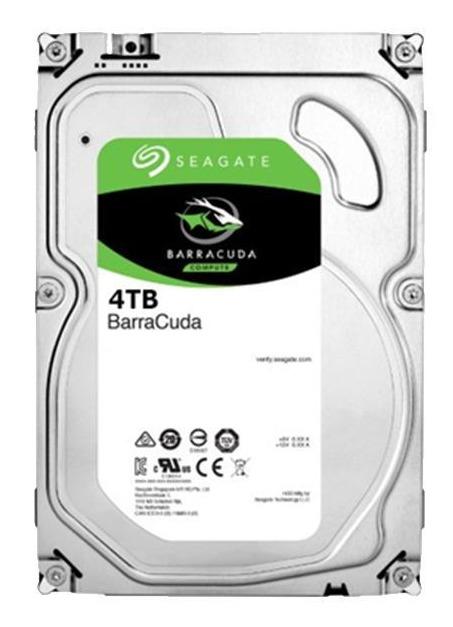 "4TB Seagate: Barracuda [3.5"", 6Gb/s SATA , 5900RPM] - Internal Hard Drive image"
