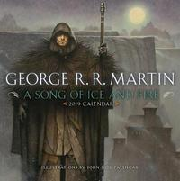 A Song of Ice and Fire 2019 Calendar by George R.R. Martin
