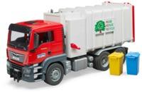 Bruder: MAN Garbage Truck - Side Loading