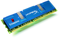 KINGSTON 2GB Kit HyperX 400MHz PC3200 DDR 2.5-3-3-7-1 DIMM HyperX image