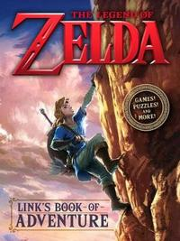 Link's Book of Adventure (Nintendo) by Steve Foxe image