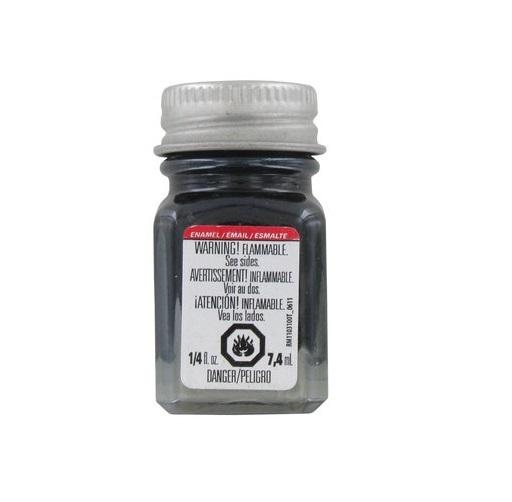 Testors: Gloss Enamel Paint - Black