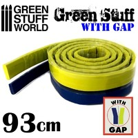 Green Stuff Tape 36,5 inches WITH GAP