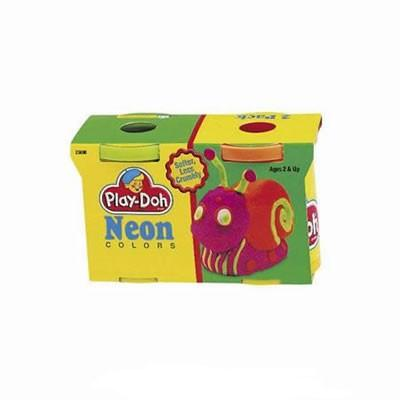 Play-doh Neon 2 Pack image