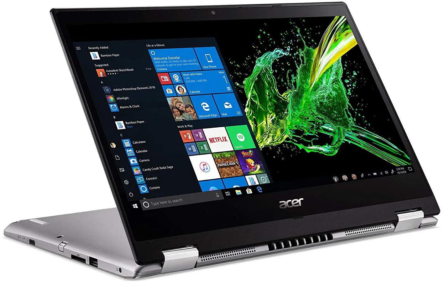 "14"" Acer Spin 3 Laptop image"