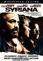 Syriana on DVD