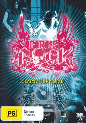 Girls Rock on DVD