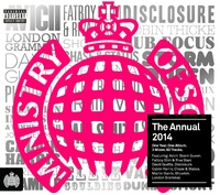 Ministry of Sound - The Annual 2014 (Pink Cover) by Various Artists
