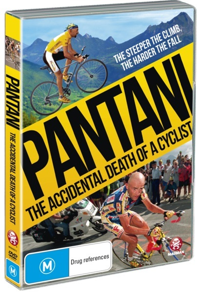 Pantani: The Accidental Death of a Cyclist on DVD image
