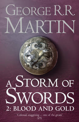 A Storm of Swords pt 2: Blood and Gold (Song of Ice and Fire #3 pt 2) (UK Ed.) image, Image 1 of 1