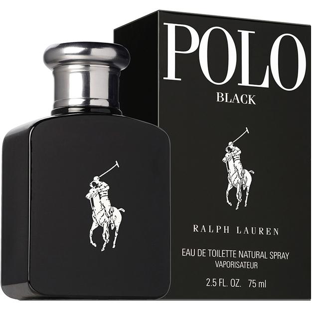 Ralph Lauren - Polo Black Fragrance (75ml EDT)
