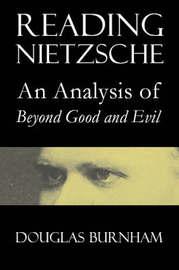 Reading Nietzsche by Douglas Burnham image