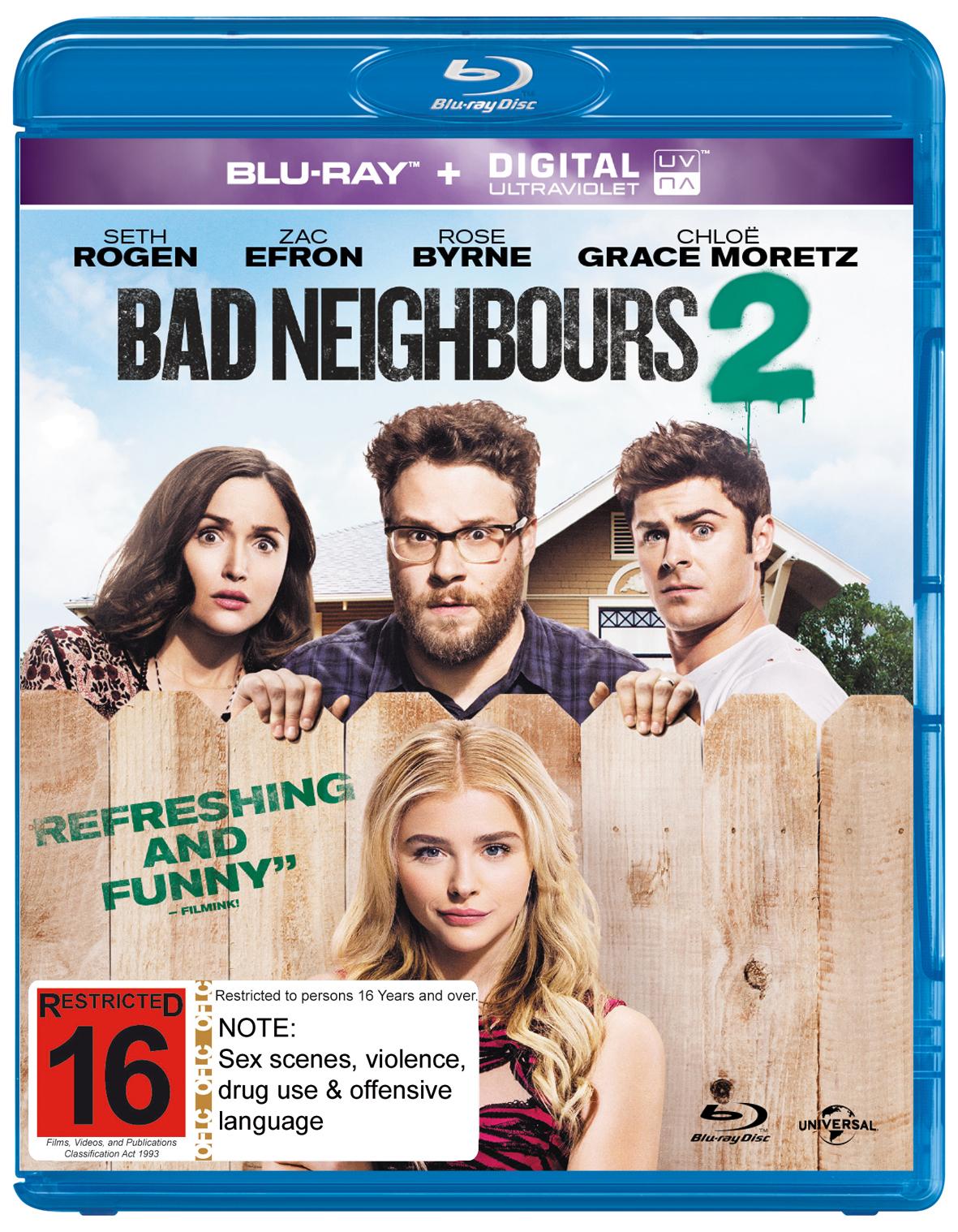 Bad Neighbours 2 on Blu-ray image