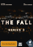 The Fall - Series 3 DVD